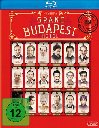 Grand Budapest Hotel Darsteller